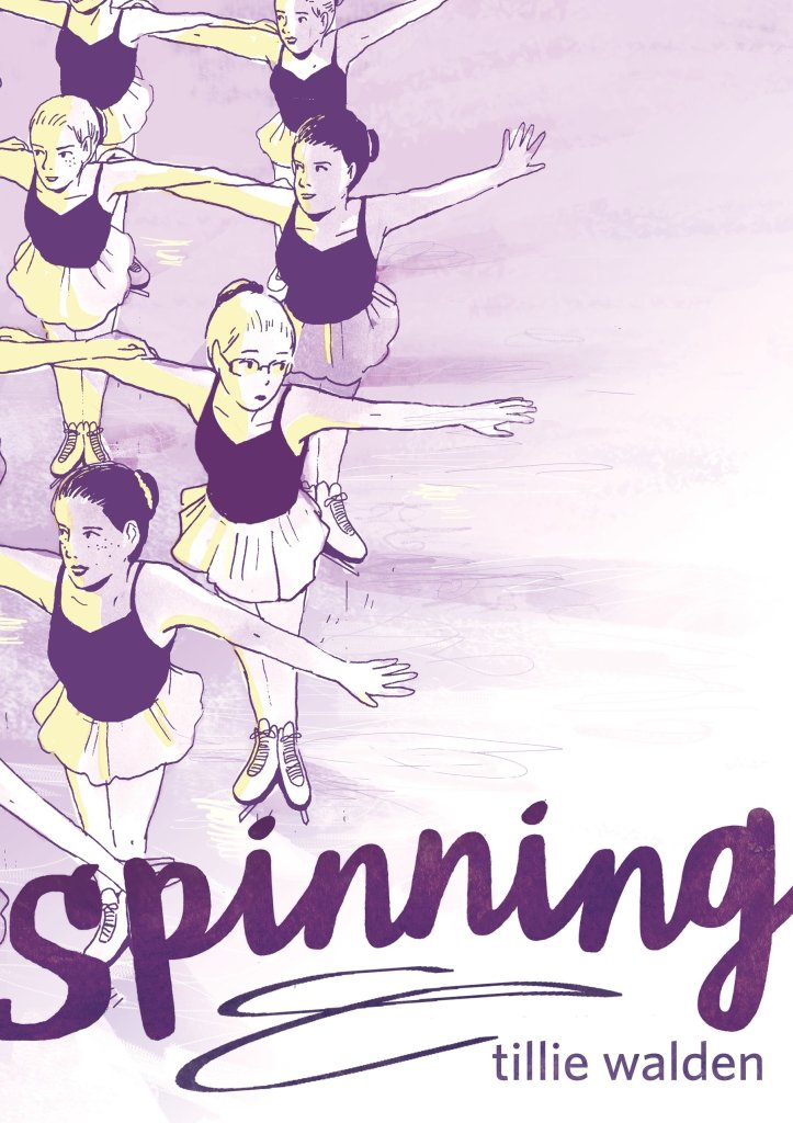 The cover of 'Spinning'